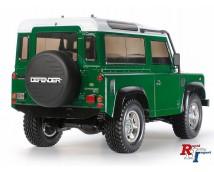 Tamiya 1:10 Land Rover Defender 90 CC-01 KIT