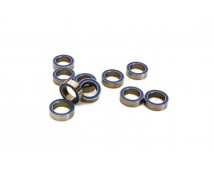 Traxxas BAll Bearings 7x4x2.5mm  2st. Rubber sealed