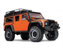 Traxxas Land Rover TRX-4 Adventure Edition Orange