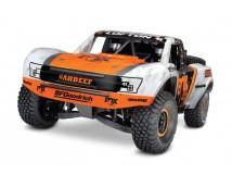 Traxxas Unlimited Desert Racer 4WD Oranje / Wit