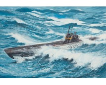 Revell 1:144 U-boot VIIC-41 Atlantic Version