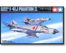 Tamiya 1:100 F-4EJ Phantom II