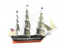 Billing Boats USS Constitution 1:100