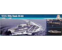 USS Kitty Hawk CV-64