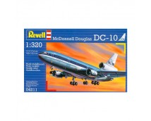 Revell 1:320 McDonnell Douglas DC-10