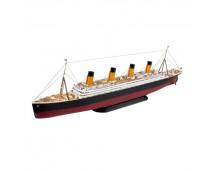 Revell 100 Jaar Titanic Set 1:400 incl. lijm en verf