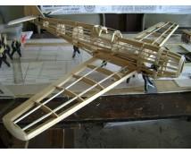 Guillows Messerschmitt BF-109 42cm