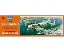 Guillows Douglas A-1H Skyraider 43cm spanwijdte houten bouwkit