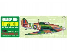 Guillows Hawker Hurricane 42cm