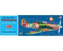 Guillows Hawker Hurricane 42cm