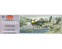 Guillows Hawker Typhoon 46cm