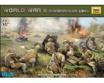 WWII Barbarossa 1941