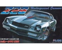 Fujimi 1:24 Chevrolet 1982 Camaro Z28 Underground      037875