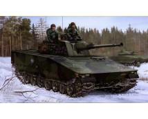 HobbyBoss 1:35 Swedish CV90-40 IFV