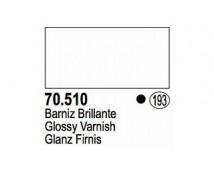 Vallejo Gloss Varnish - 100% Acrylic Resin 70.510