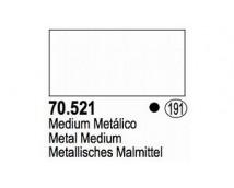 Vallejo Metal Medium - 100% Acrylic Resin