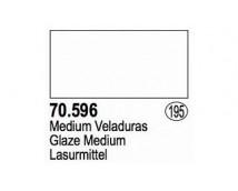Vallejo Glaze Medium - 100% Acrylic Resin