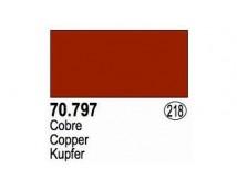 Vallejo Liquid Copper - 797 Copper