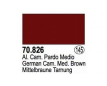 Vallejo Model Color Panzer Series - German Cam. Med. Brown