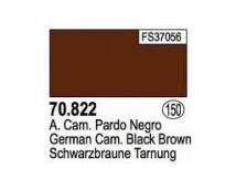 Vallejo Model Color Panzer Series - German C. Black Brown