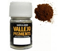 Vallejo Pigments Rust 30ml