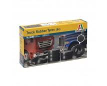 Italeri Truck Rubber Banden 1:24 (8 stuks)