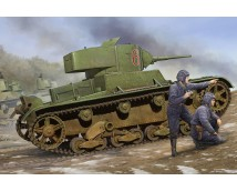 Hobby Boss 1:35 Soviet T-26 Light Infantry Tank mod. 1933