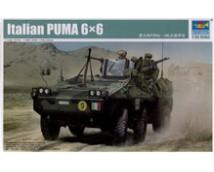 Trumpeter 1:35 Italian Puma 6x6