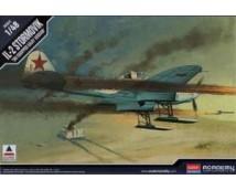 Academy 1:48 Il-2 Stormovik early