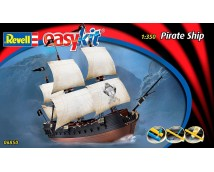 Revell 1:350 Pirate ship