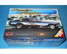 Polar Lights Candies & Hughes 1:25 Barracuda Funny car