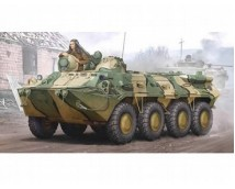 Trumpeter 1:35 Russian BTR-80 APC