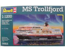 Revell 1:1200 MS Trollfjord