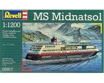 Revell 1:1200 MS Midnatsol