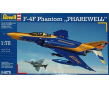 Revell F-4F Phantom `Pharewell