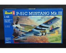 Revell 1:48 P-51C Mustang Mk.III