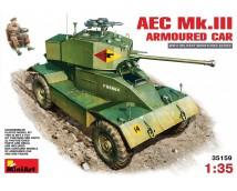 MiniArt 1:35 AEC Mk 3 Armoured car     35159