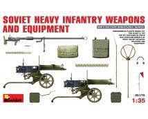 MiniArt 1:35 Soviet heavy infantery