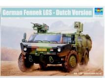 Trumpeter 1:35 German FENNEK LGS Dutch Version
