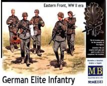 Master Box 1:35 German Elite Infantry    MBX3583