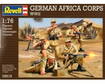 Revell German Afrika Corps WWII 1:72
