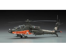 Hasegawa 1:48 AH-64D Apache Royal Netherlands Airforce Special
