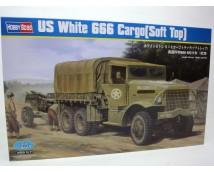 Hobbyboss 1:35 US White Cargo 666