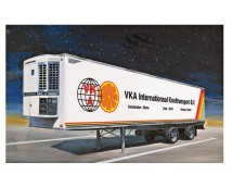 Italeri 1:24 Classic 40 Foot Reefer Trailer