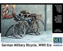 Master Box 1:35 German Military Bicyle WW2 Era