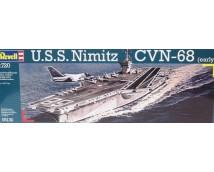 Revell 1:720 USS Nimitz CVN-68 (Early)