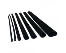 Yuki Krimpbuis 3mm x 1 m Zwart