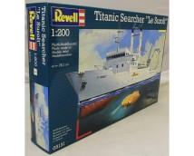 Revell 1: 200 Titanic Searcher Le Suroit