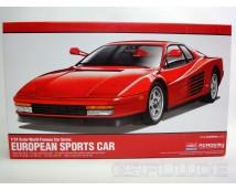 Academy 1:24 Ferrari Testa Rossa