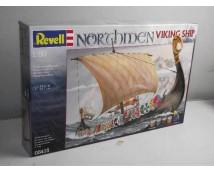 Revell Viking Ship Northmen 1:50 Set